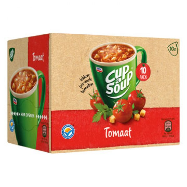 Unox Cup a soup tomaat 10 bags