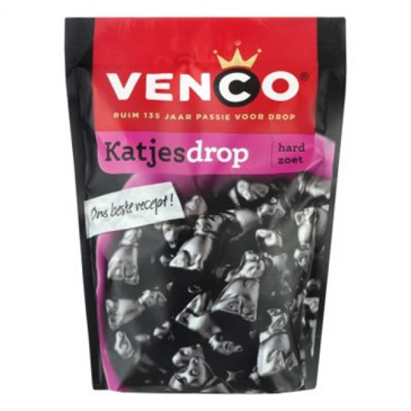 Venco Katjes­drop 255g
