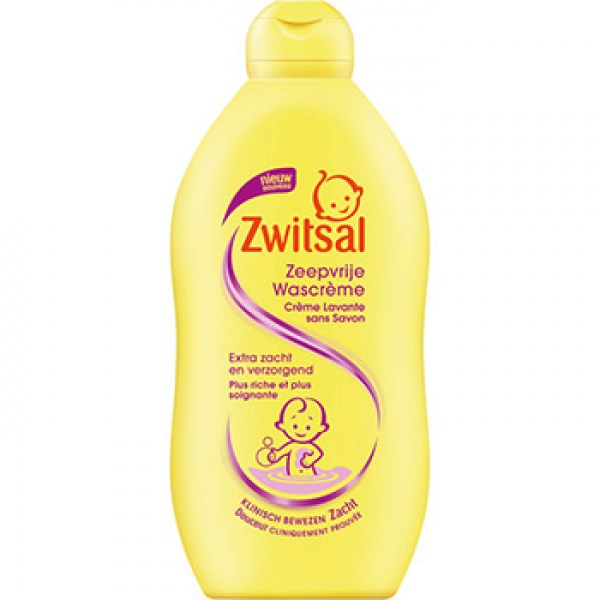 Zwitsal Wash cream 200ml
