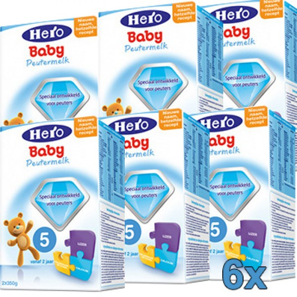 HERO BABY 5 Milk powder buy 6